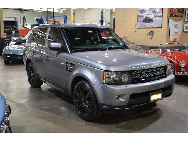 2012 Land Rover Range Rover Sport SC   930768