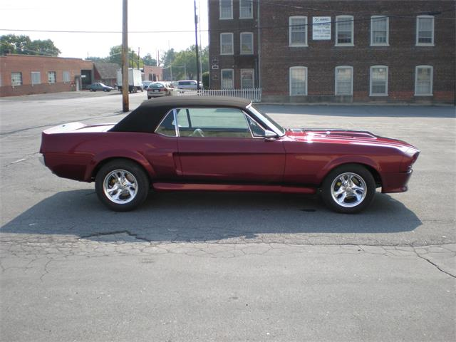 1967 Ford Mustang | 937687