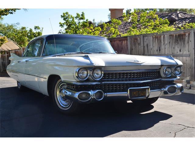 1959 Cadillac Sedan DeVille | 937688