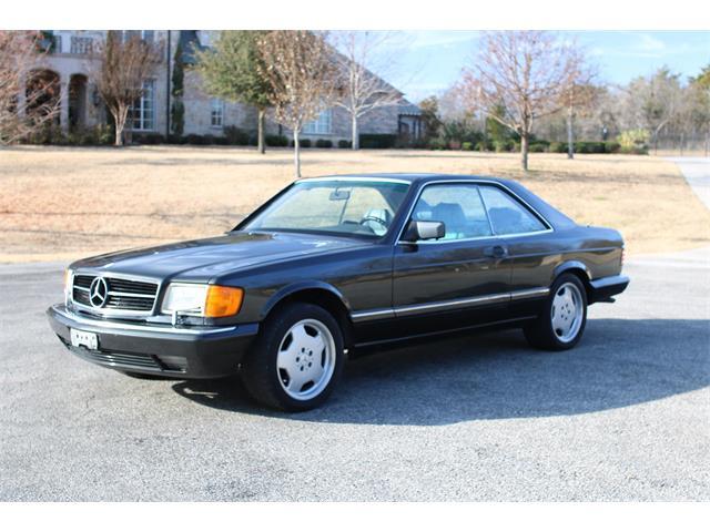 1989 Mercedes-Benz 560SEC | 937692