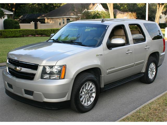 2008 Chevrolet Tahoe   930771