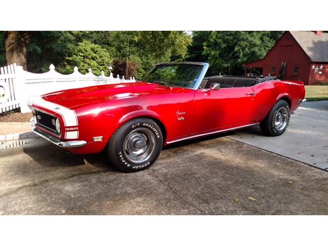 1968 Chevrolet Camaro | 937719