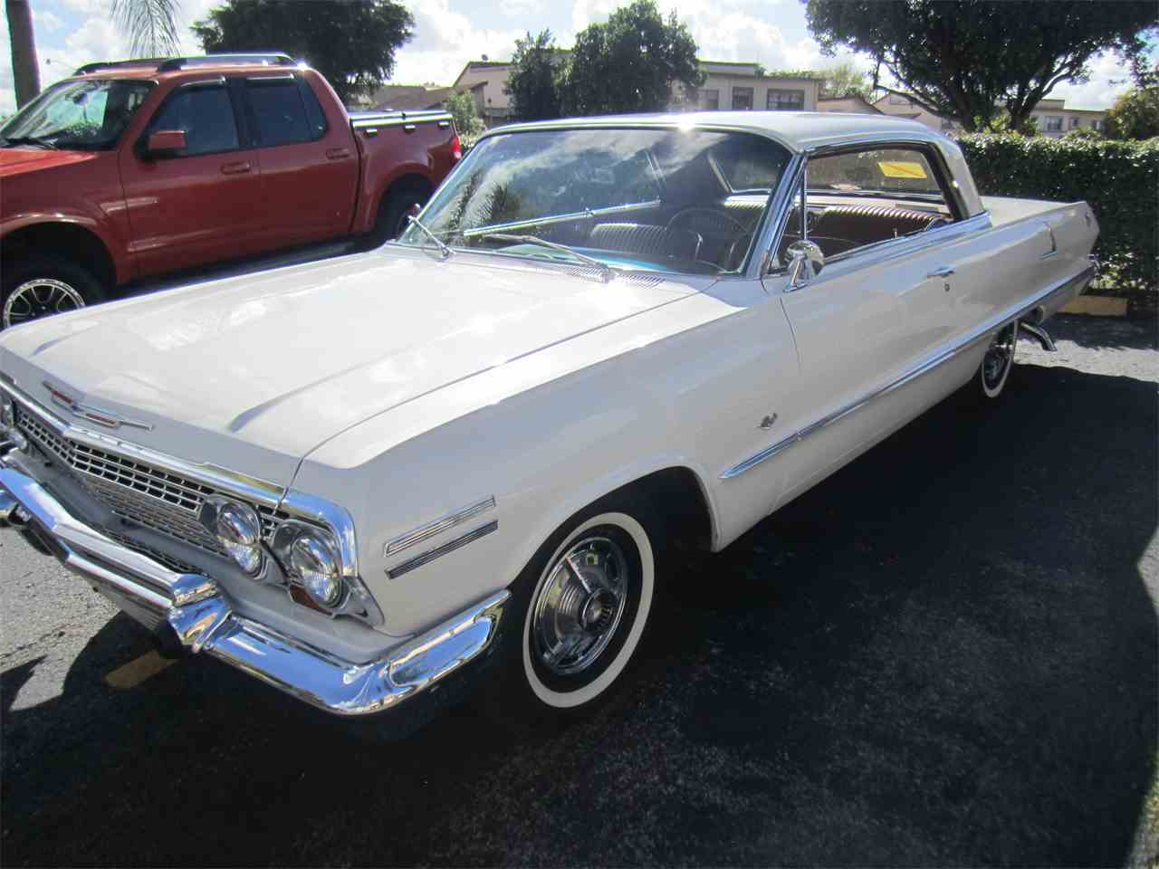 1963 chevrolet impala ss for sale cc. Black Bedroom Furniture Sets. Home Design Ideas