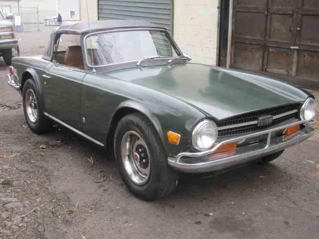 1971 Triumph TR6 | 937730