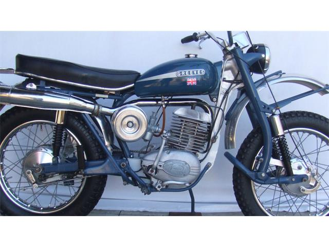 1969 Greeves Ranger   937732