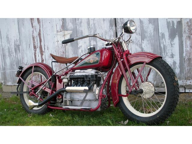 1929 Cleveland Motorcycle | 937733