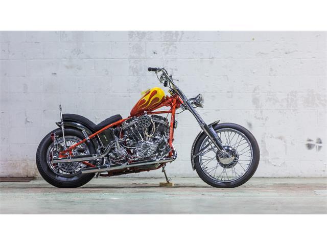1950 Harley-Davidson Easy Rider Billy Bike | 937743