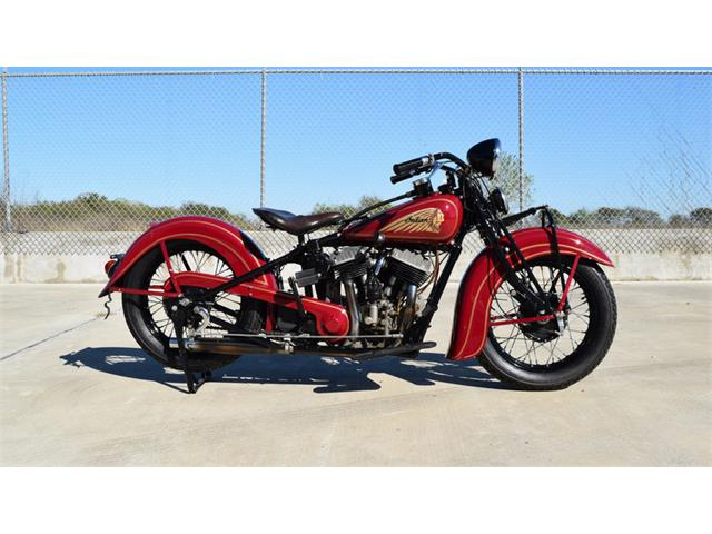 1935 Indian Chief | 937744