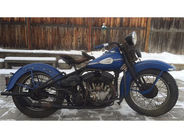 1946 Harley-Davidson WL45 | 937747