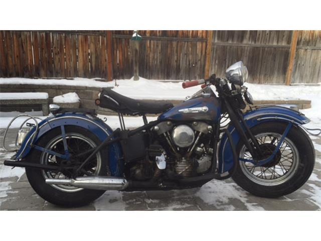 1947 Harley-Davidson Motorcycle | 937748