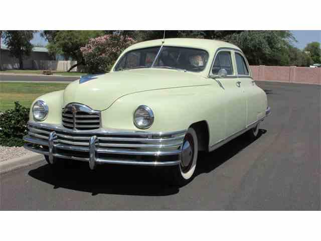 1948 Packard 4-Dr | 930777
