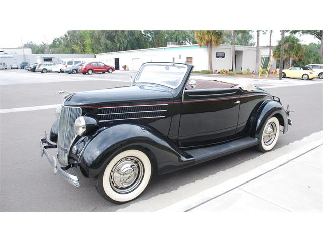 1936 Ford Deluxe | 937776