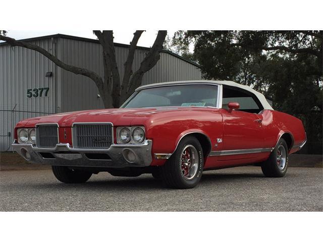 1971 Oldsmobile Cutlass | 937781