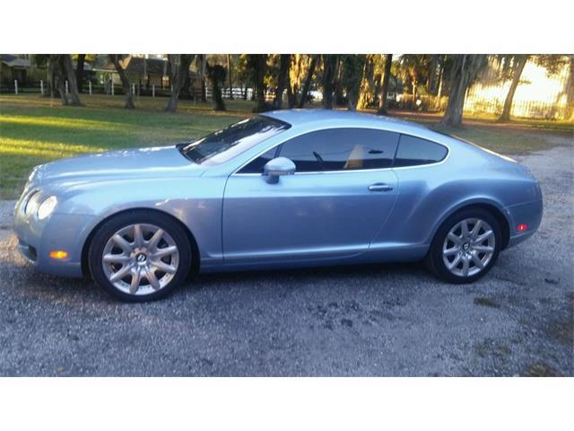 2005 Bentley Continental | 937787
