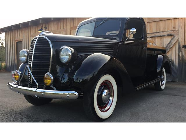 1939 Ford 92D | 937788