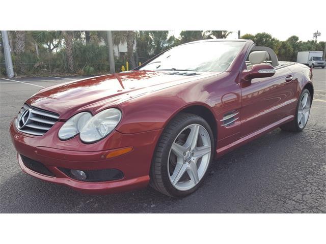 2003 Mercedes-Benz SL500   937795