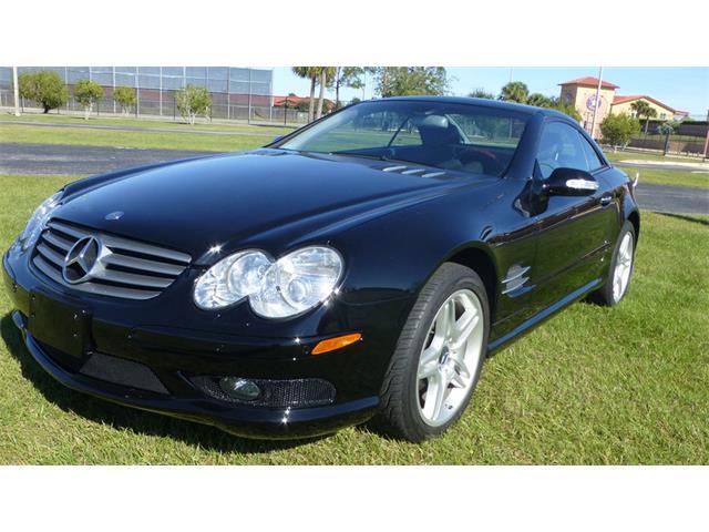 2003 Mercedes-Benz SL500   937802
