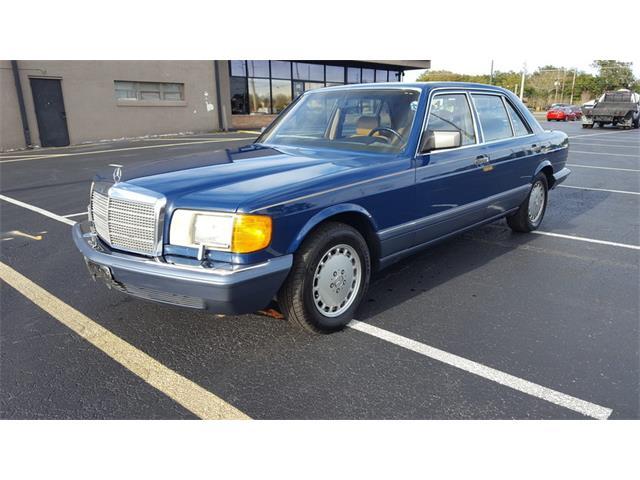 1989 Mercedes-Benz 420SEL | 937810