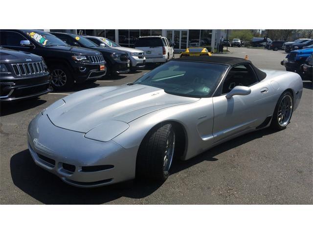 2001 Chevrolet Corvette   937811