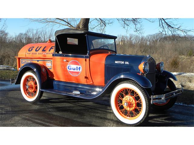 1930 Ford Model A Gulf Oil | 937826