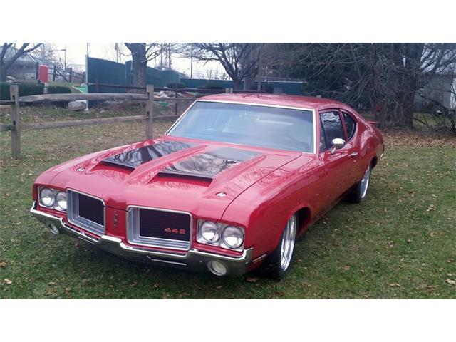 1971 Oldsmobile Cutlass | 937828