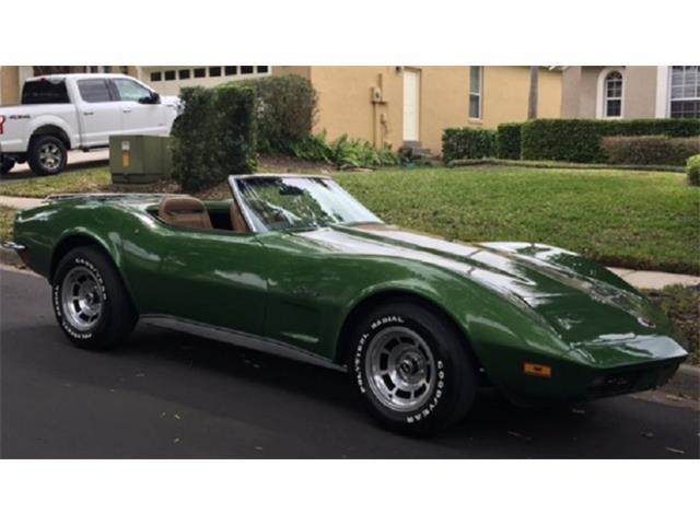 1973 Chevrolet Corvette | 937835