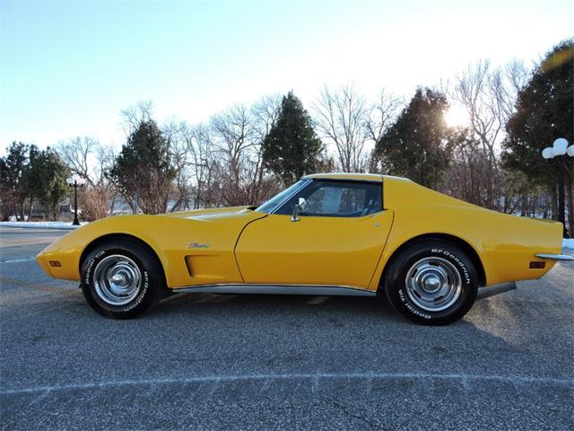 1973 Chevrolet Corvette | 930784