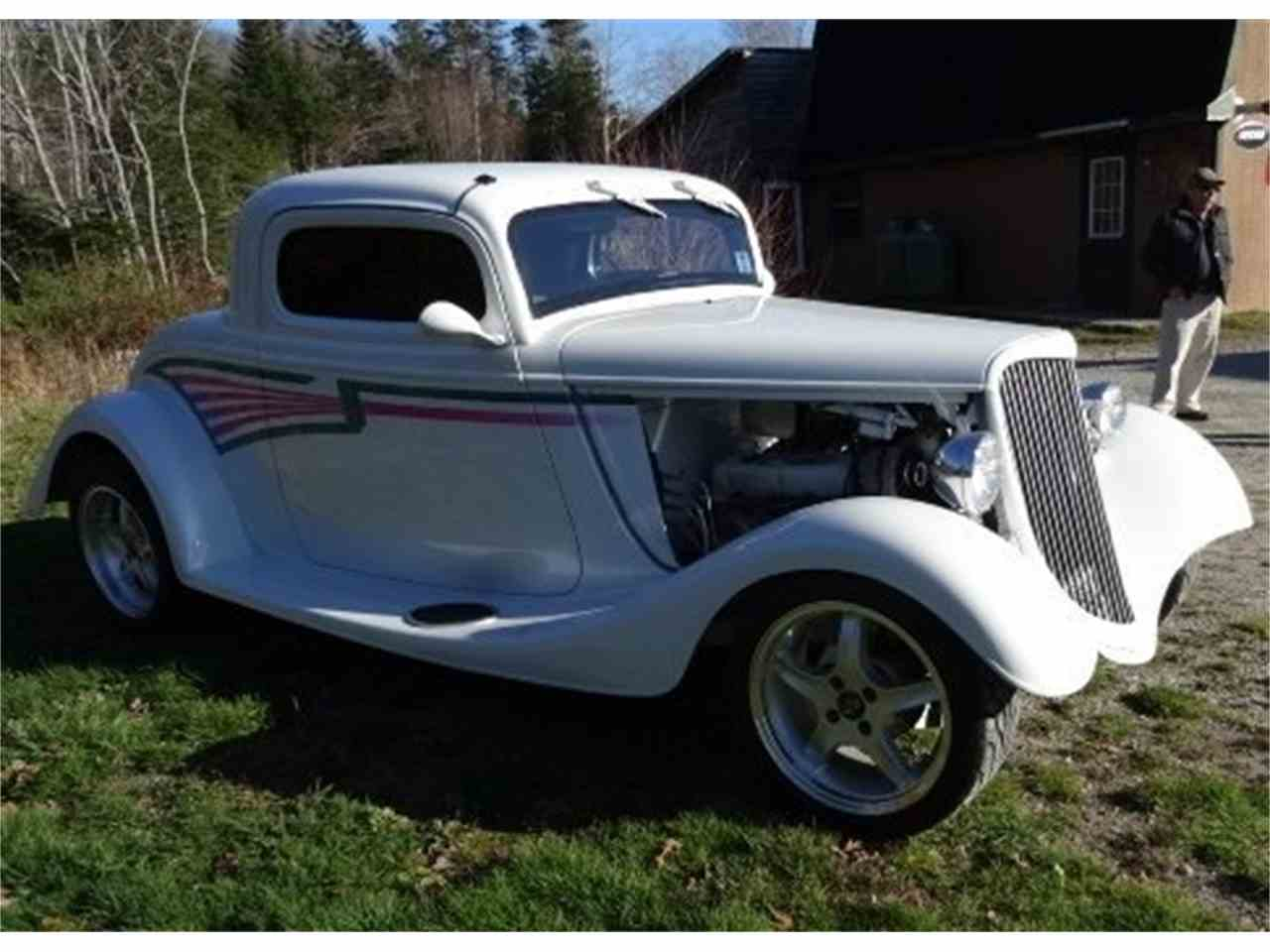 1934 ford 3 window coupe for sale cc for 1934 three window coupe