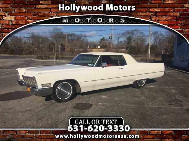 1968 Cadillac DeVille | 937864