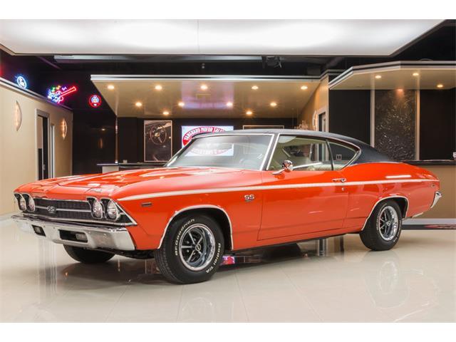 1969 Chevrolet Chevelle SS | 937871