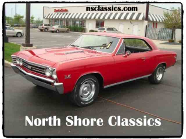 1967 Chevrolet Chevelle | 937884