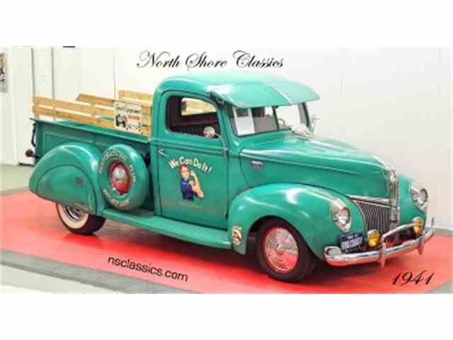 1941 Ford Pickup | 937886