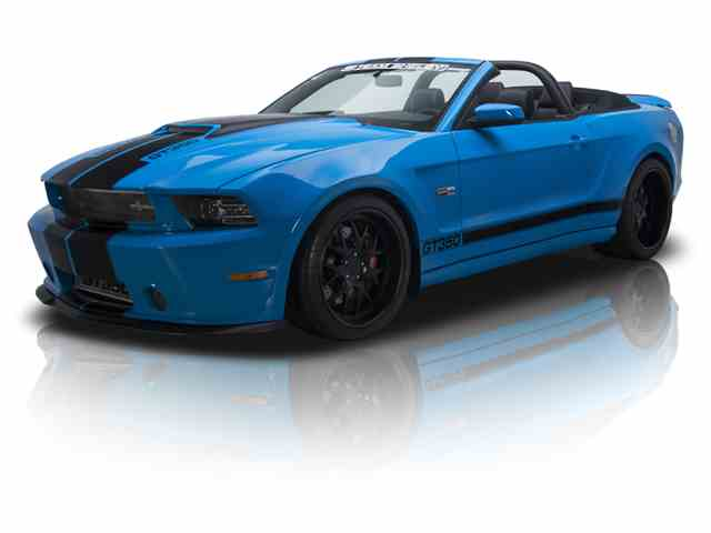 2013 Ford Mustang GT350 | 930790