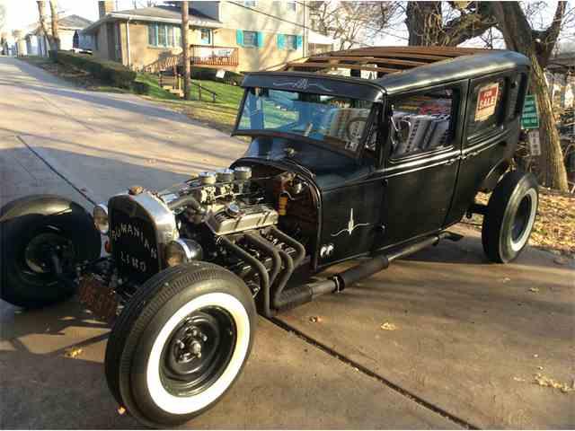 1929 Ford Sedan | 937910