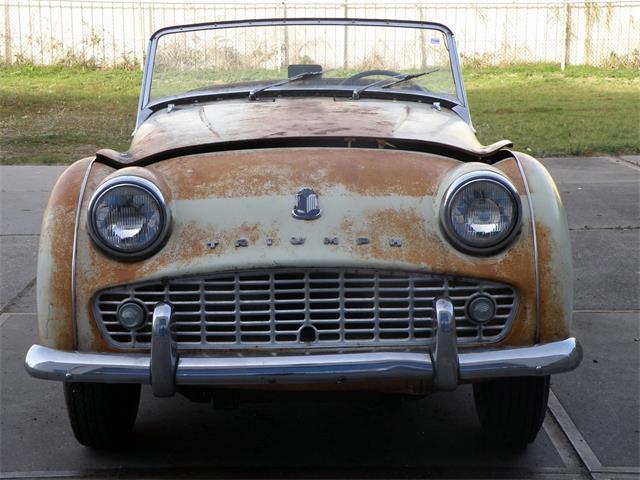 1959 Triumph TR3A | 937913