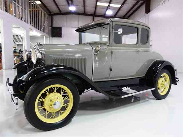 1931 Ford Model A Rumble Seat  Coupe | 937915