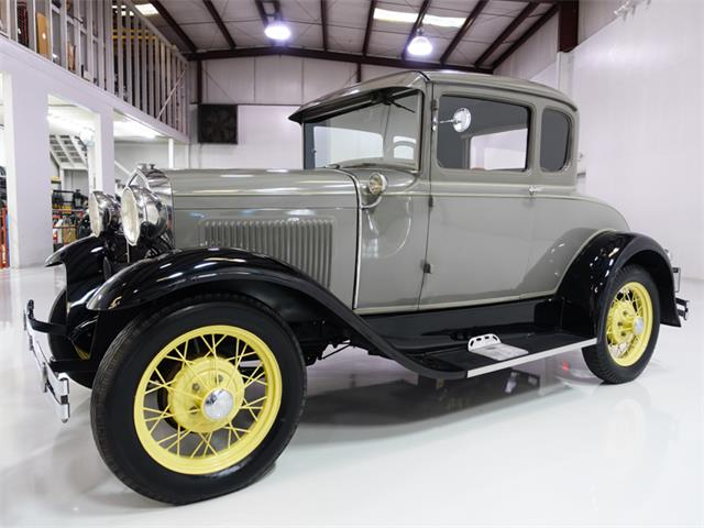 1931 Ford Model A Rumble Seat Deluxe Coupe | 937915
