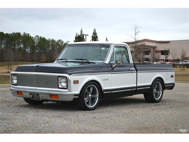 1972 Chevrolet C/K 10 | 937917