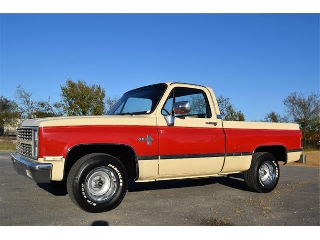 1981 Chevrolet C10 Resto Mod LSX   937922