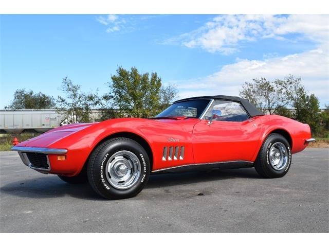 1969 Chevrolet Corvette | 937928