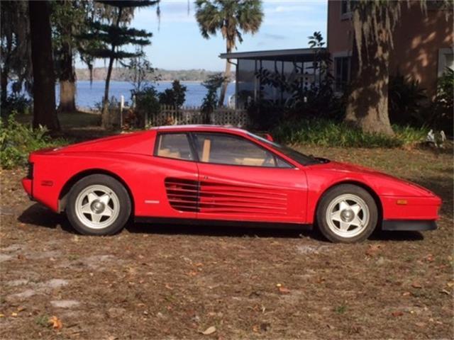 1985 Ferrari Testarossa   930794