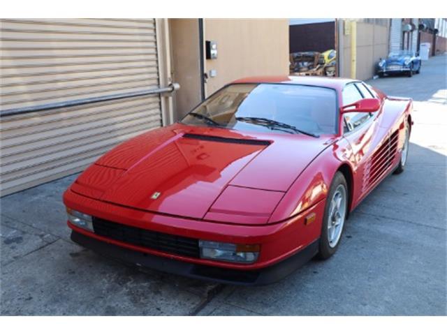 1985 Ferrari Testarossa | 930794