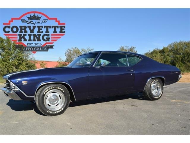 1969 Chevrolet Chevelle | 937941