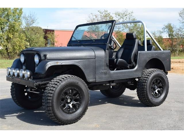 1976 Jeep Custom CJ5 | 937942