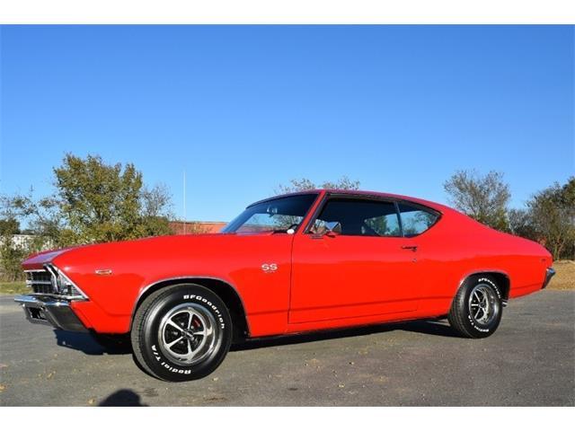 1969 Chevrolet Chevelle SS | 937943