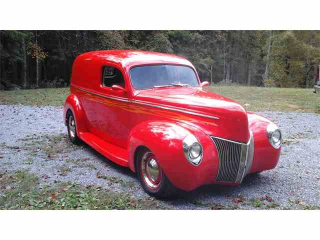 1940 Ford Sedan Delivery | 937945