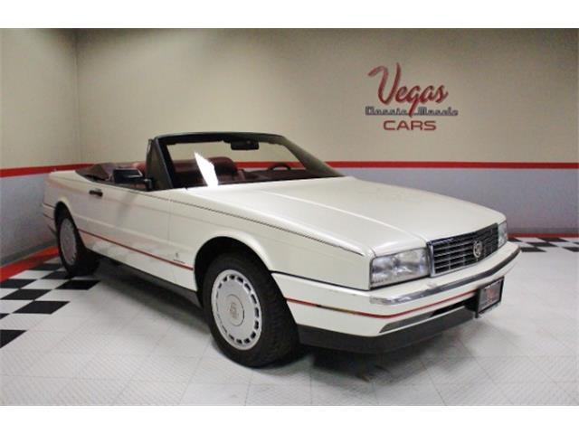 1990 Cadillac Allante   930795