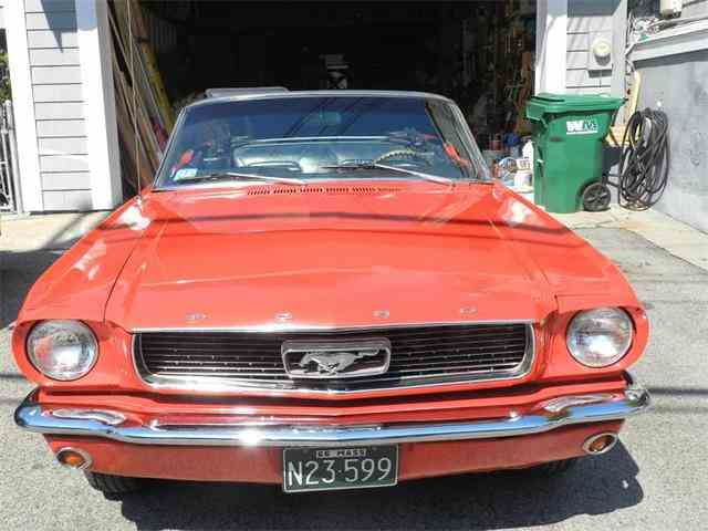 1966 Ford Mustang | 937953