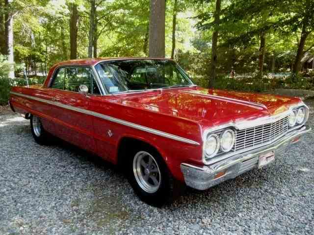 Picture of Classic 1964 Impala SS located in Massachusetts Offered by CARuso Classic Cars - K3QC