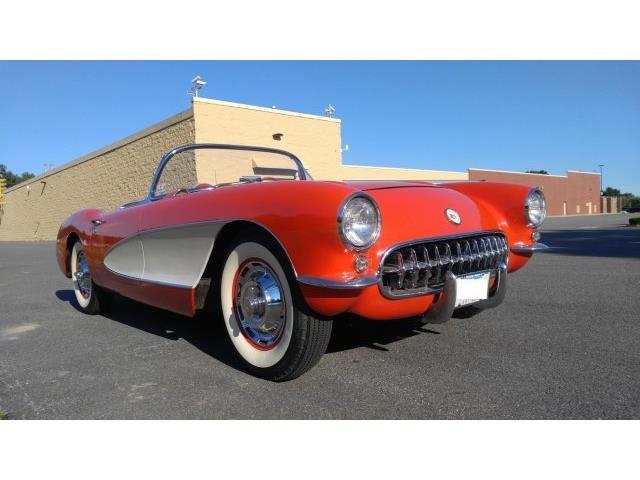 1956 Chevrolet Corvette | 937964